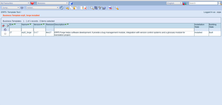 How To Use Commit From ERP5   ERP5 Most Powerful Open Source ERP
