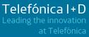 Télefonica I+D Logo