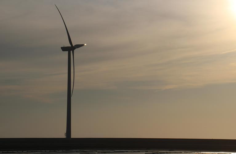 Wendelin | Wind Turbine