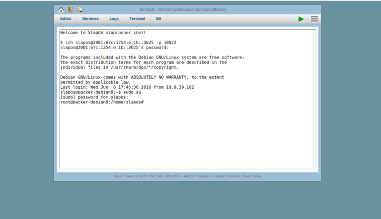 Wendelin-ERP5 Authenticate and install Wendelin