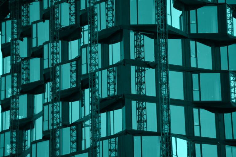 Wendelin | Open Source Big Data - Office Building symbolizing Big Data